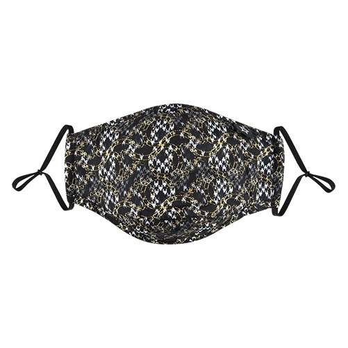 Stoffmaske online kaufen, schwarz